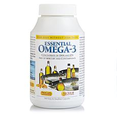 Essential Omega-3 - No Fishy Taste - Mint - 360 Capsules