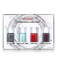 Essie Celebration Mini 4-piece Nail Lacquer Set