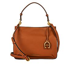 Etienne Aigner Alexandra Leather Crossbody Bag
