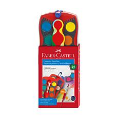 Faber-Castell Connector Paint Box - Set of 24