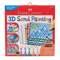 Faber-Castell Do Art 3D Sand Painting kit