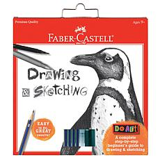 Faber-Castell Do Art Drawing and Sketching Set each
