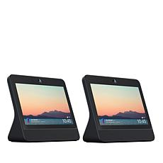 "Facebook Portal 2-Pack 10.1"" Smart Display w/Alexa and Video Calling"