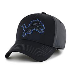 Fan Favorite Detroit Lions NFL Blackball Adjustable Hat