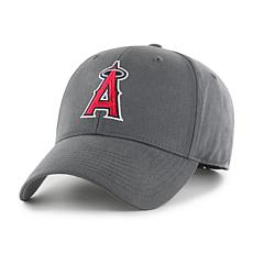 Fan Favorite Los Angeles Angels MLB Charcoal Cleanup Adjustable Hat