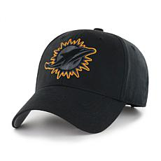 Fan Favorite Miami Dolphins NFL Black Classic Adjustable Hat