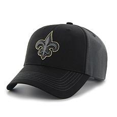 Fan Favorite New Orleans Saints NFL Blackball Adjustable Hat