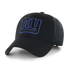 Fan Favorite New York Giants NFL Black Classic Adjustable Hat