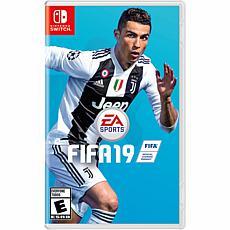 """FIFA 19"" Game - Nintendo Switch"