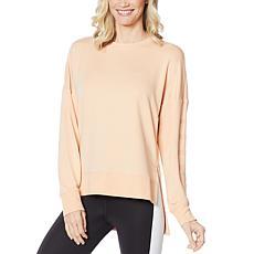 Fila Genie Knit Pullover Sweatshirt