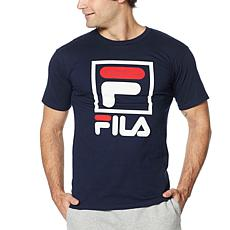 FILA Men's Stacked Tee