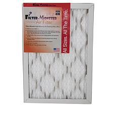 "Filter-Monster 20"" x 25"" HVAC Elite Air Filter 4-pack AS"