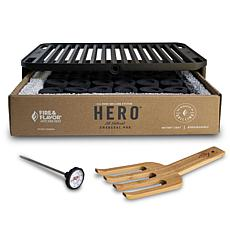 Fire & Flavor Hero Grill Kit