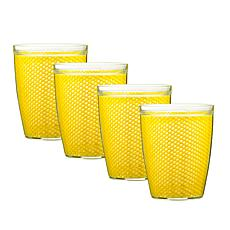 Fishnet 14 oz. Double Wall Drinkware - Set of 4