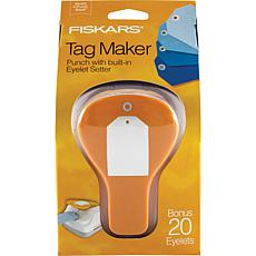 Fiskars Tag Maker Punch - Simple