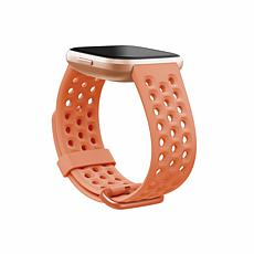 FitBit Versa 2 Sport Accessory Band - Coral/Small