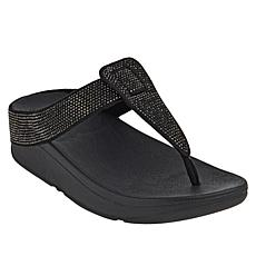 FitFlop Isabelle Crystal Toe Post Sandal