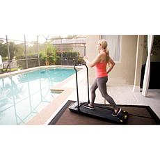 FitQuest Slimline Pro Walking Treadmill