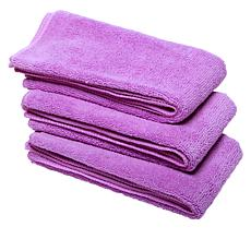 Fizzics Microfiber Cloths 3-pack