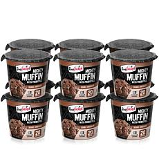 FlapJacked 12-pack Double Chocolate Mighty Muffins