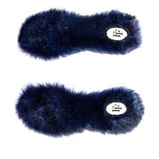 FlufFurs Faux Fur Shoe Insoles