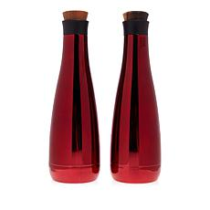 FOOD & WINE™ 2-pack 17 oz. Double Wall Vacuum Insulated Bottles