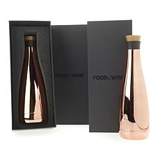 FOOD & WINE™ 25 fl. oz. Insulated Carafe 2-pack