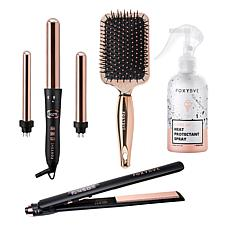 FoxyBae Rose Gold 3-in-1 Deluxe Set