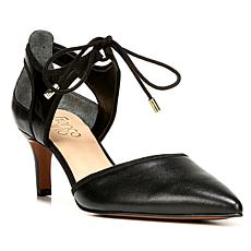 Franco Sarto Darlis Pointed-Toe Leather Pump