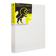 """Fredrix Creative Series Traditional Stretched Canvas 9"""" x 12"""" 2-Pack"""