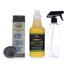 Fuller Brush Co. 2X Power Fulsol Concentrated Cleaning Kit w/Sponges
