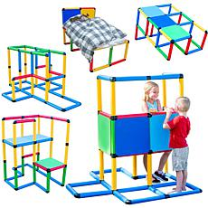 Funphix 199-Pc Create & Play Life-Size Structures Standard Set
