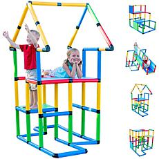 Funphix 296-Pc Create & Play Life-Size Structures Deluxe Set