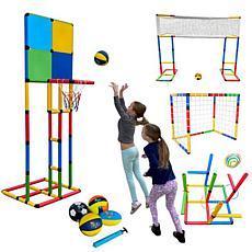 Funphix Build 'n' Score Indoor/Outdoor Sports Set Building Toy