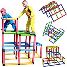 Funphix Create & play Life-Size Structures Climbing Gym Set