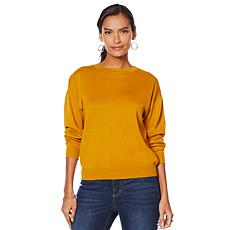 G by Giuliana Bow Back Sweater