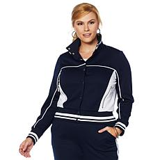 G by Giuliana Colorblock Sport Jacket