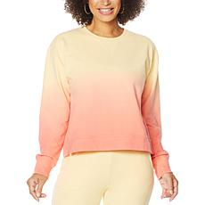 G by Giuliana Dip Dye Sweatshirt