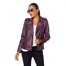 G by Giuliana G by Giuliana Ultra Luxe Moto Jacket