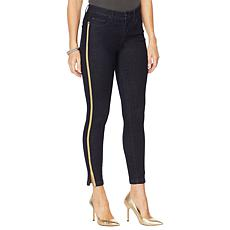 G by Giuliana G-Sculpt™ 101 Skinny Side Stripe Jean
