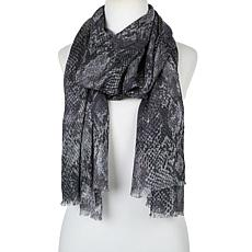 G by Giuliana Lightweight Printed Scarf