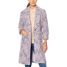 G by Giuliana Novelty Tweed Jacket