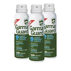 GarmaGuard™ Garment and Fabric Cleanser - 3-pack