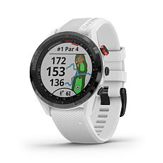 Garmin Approach S62 GPS Golf Smartwatch in White
