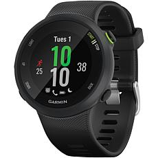Garmin Forerunner 45 Running Watch in Black