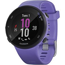 Garmin Forerunner 45S Running Watch in Iris