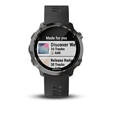Garmin Forerunner 645 GPS Smart Watch w/Music & Contactless Payments