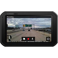 Garmin GPS Navigator w/Built-in Dash Cam, Bluetooth and Lifetime Maps