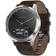 Garmin VivoMove HR Touchscreen Smartwatch - Black