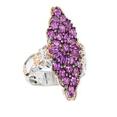 Gems by Michael Valitutti Purple Garnet Marquise Ring